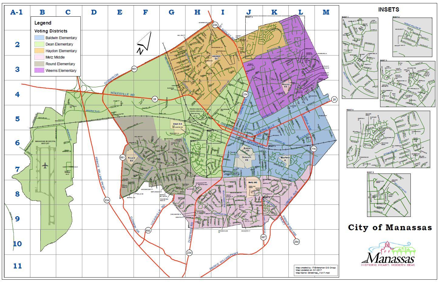 Voting Information | Manassas & Manassas Park Cities ...